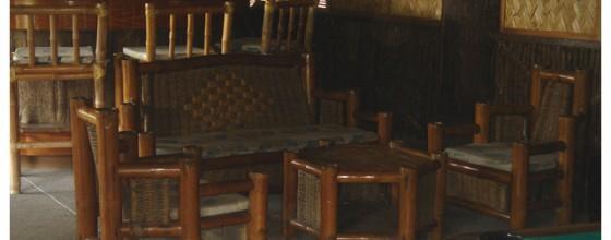 Bamboo Sala Set